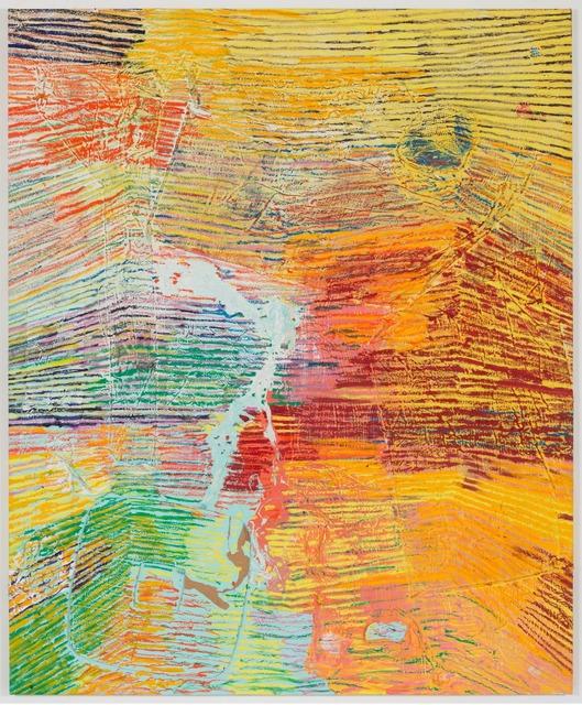 , 'Blind Millsaps Line,' 2014, Gagosian