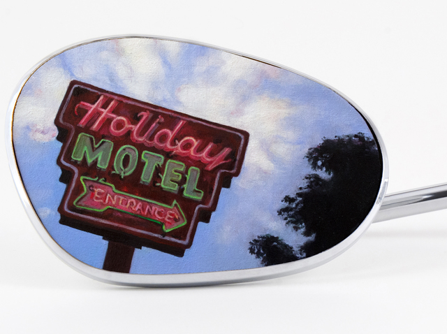 , 'Holiday Music Motel, WI,' 2017, Lyons Wier Gallery