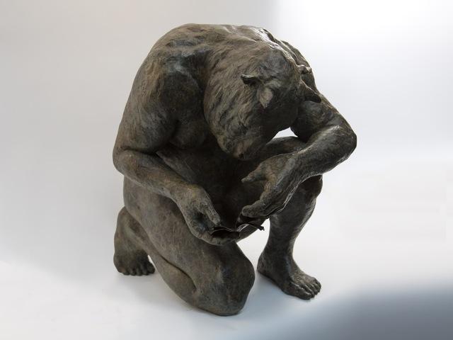, 'Crouching minotaur,' , Hugo Galerie