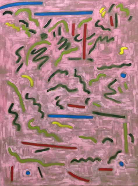 , 'Horizon,' 2017, Nicelle Beauchene Gallery