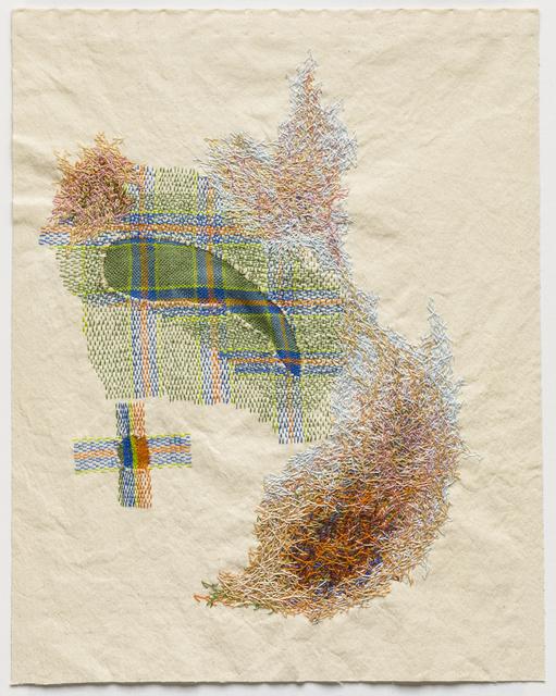 , 'Mend 12 ,' 2017, Simone DeSousa Gallery