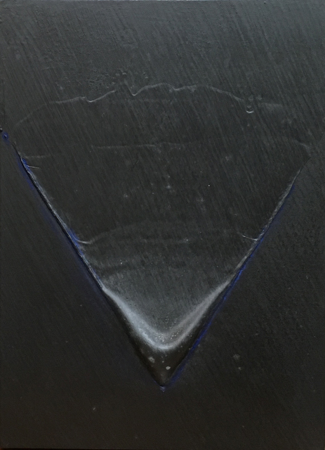 , 'A TRIANGLE,' 1997, Whitestone Gallery