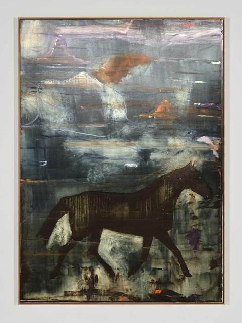 Benoît Maire, 'Peinture de nuages', 2019, Galerie Nathalie Obadia