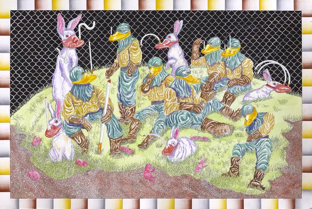 , 'Kaju Tactics,' 2017, Richard Koh Fine Art