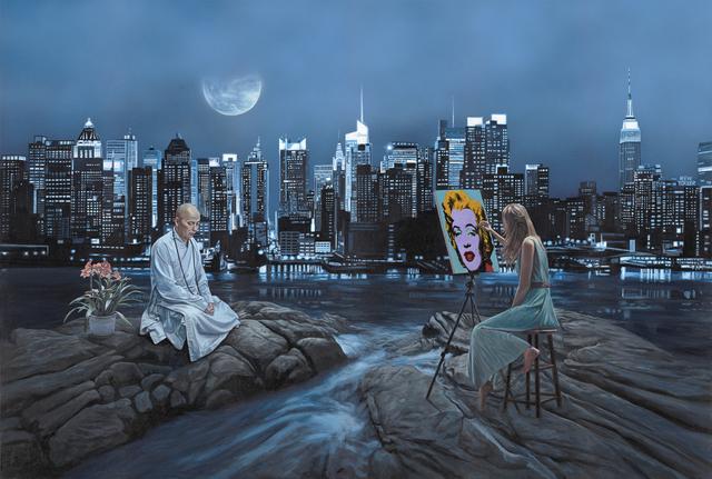 , 'New York, New York,' 2017, Art+ Shanghai Gallery