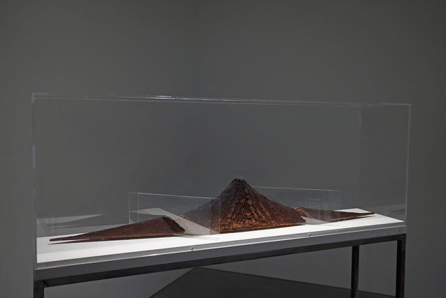 John Roloff, 'L/S Ship (Lava Sea/Tehama)', 2019, Anglim Gilbert Gallery