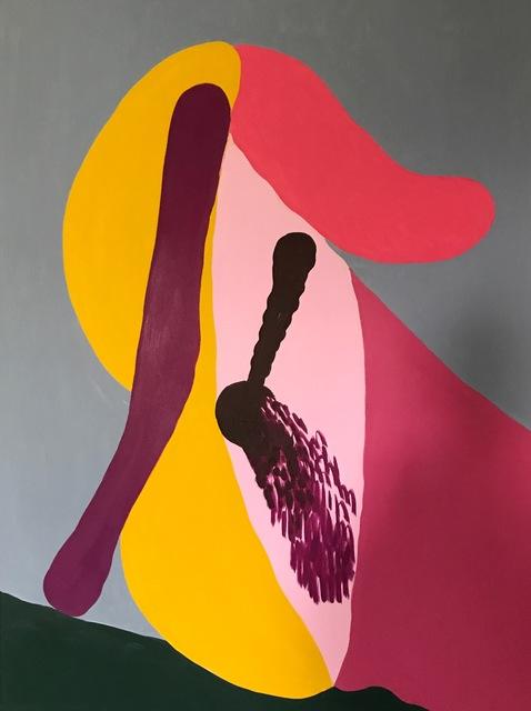 , 'Looker,' 2017, Johannes Vogt Gallery