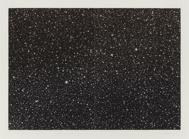 , 'Starfield,' 2010, Susan Sheehan Gallery