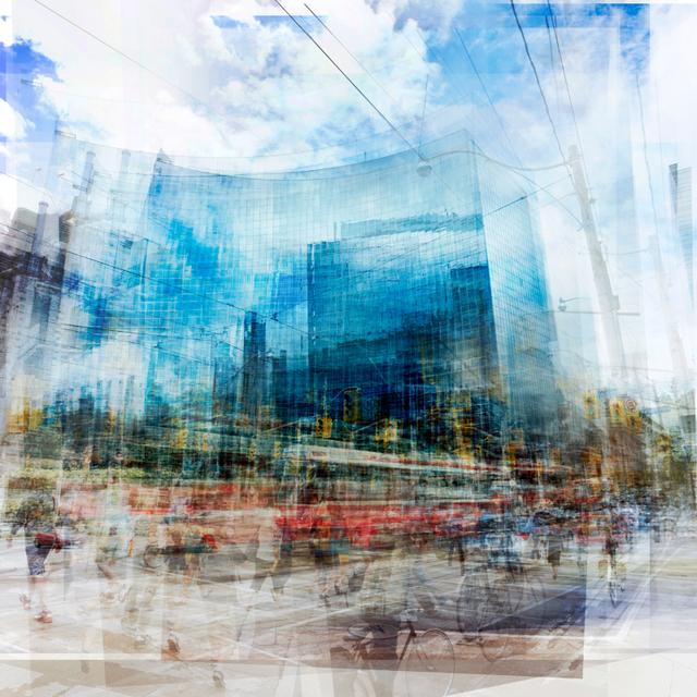 , 'Hydro One,' 2018, Petroff Gallery
