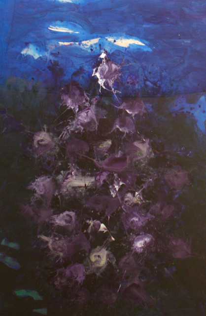 , 'Flowering Bush #13,' 1979, Madrona Gallery