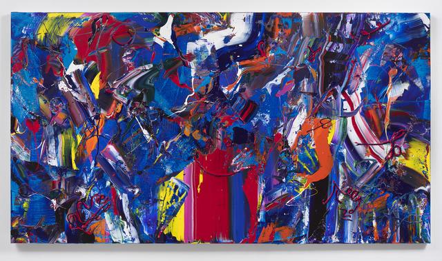 , 'Miracle Mist,' 2017, Miles McEnery Gallery