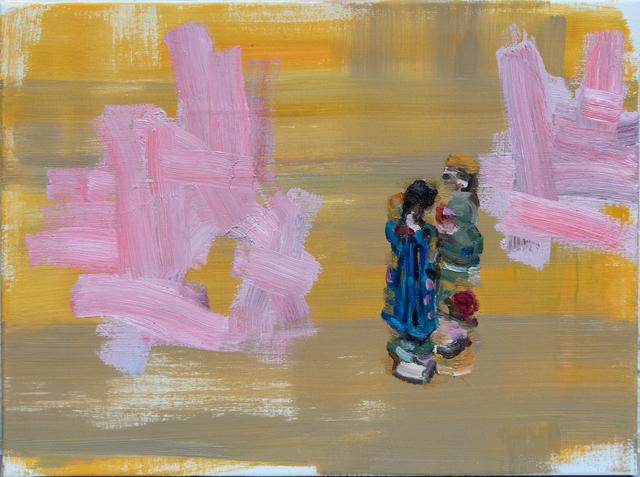 , 'The Conversation,' 2018, Corkin Gallery