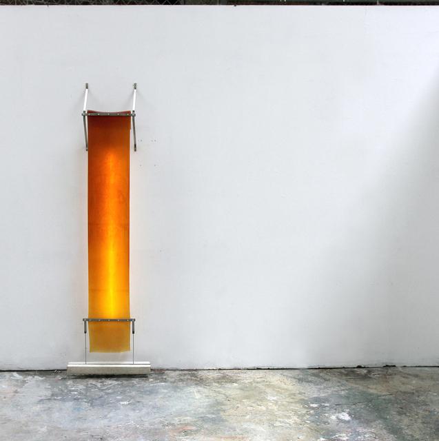 , 'Sans titre (Exsangue . Acte III),' 2016, Galerie Marine Veilleux