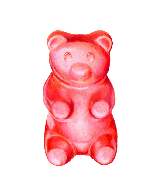 , 'Gummy Bear Red,' 2017, ArtStar