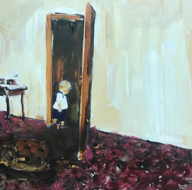 , 'o.T.,' 2017, Charim Galerie
