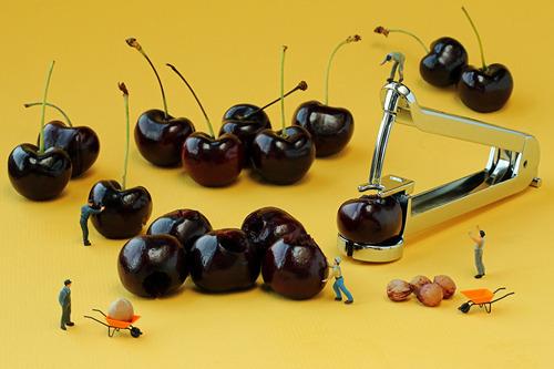 , 'Cherry Pitters,' 2012, Marcia Rafelman Fine Arts