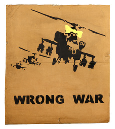 'Wrong War (Yellow Chopper)'