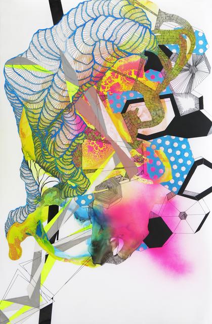 Kim Carlino, 'Cosmological Formations, series X, I', 2016, Alfa Gallery