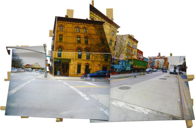 , 'Street View,' 2016, SIM Galeria