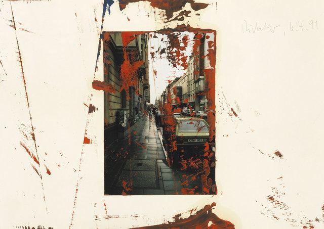 , 'Ohne Titel (6.4.91),' 1991, Ludorff