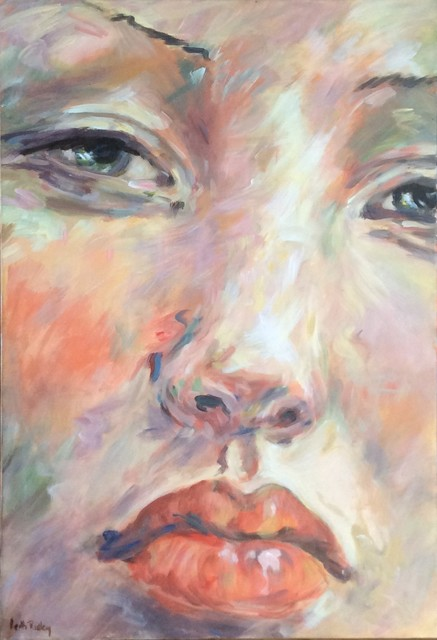 , 'Face Of My Muse,' 2007, Snow Pearl Art Gallery