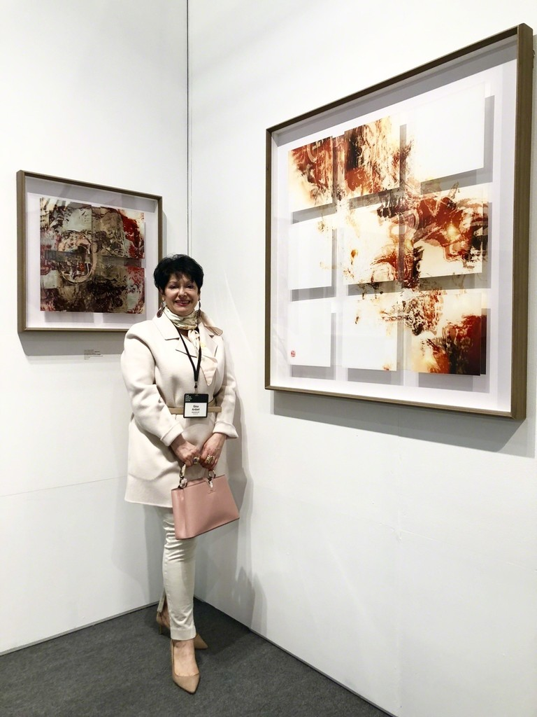Gina Ardani at The Photography Show New York, presented by AIPAD, booth 211 - BOCCARA ART / Boccara Fine Art