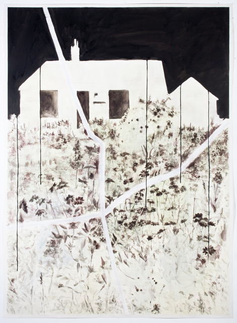, 'Prospect Garden,' 2015, Parafin