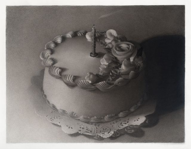 , 'Untitled (Cake Still Life),' ca. 1983, Allan Stone Projects