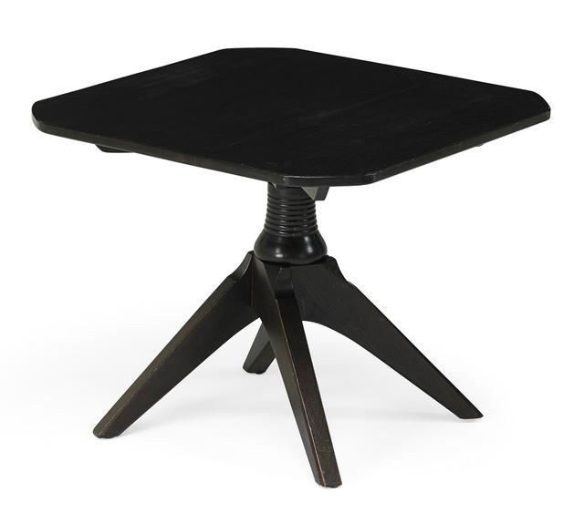 Richard Riemerschmid, 'Propeller table, Austria', 1900s, Rago/Wright