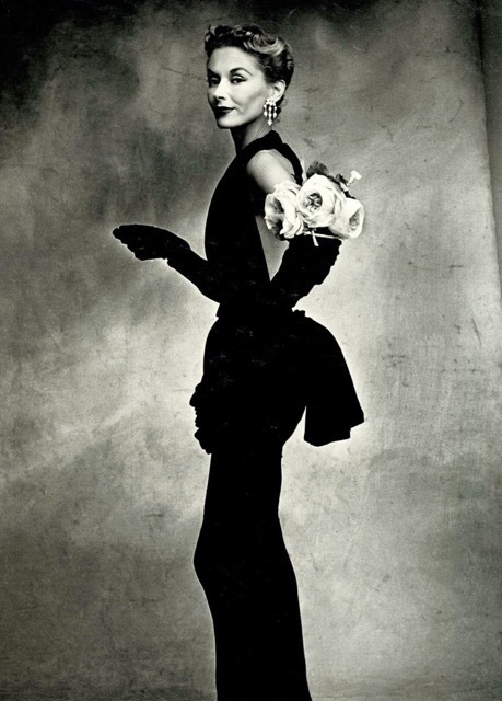 Irving Penn, 'Woman with Roses on her arm', 1950, Atlas Gallery
