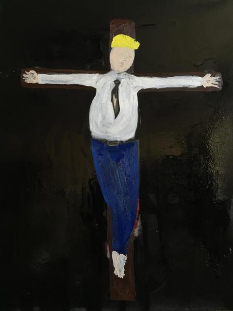 , 'Crucifixion,' 2016, Imitate Modern