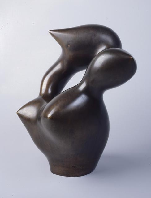Hans Arp, 'Couronne de bourgeons II [Crown of Buds II]', 1936, ARS/Art Resource