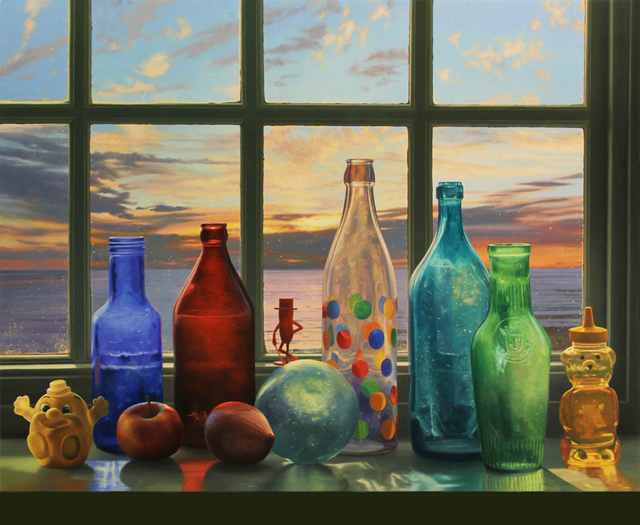 , 'Window at Sunrise,' 2014, Quidley & Company