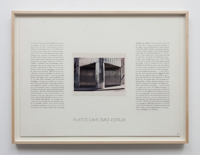 , 'Plato's Cave,' 1968, P!