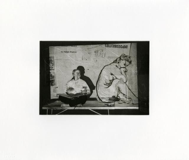 , 'Scribe 1,' 2011, The Brodsky Center at PAFA