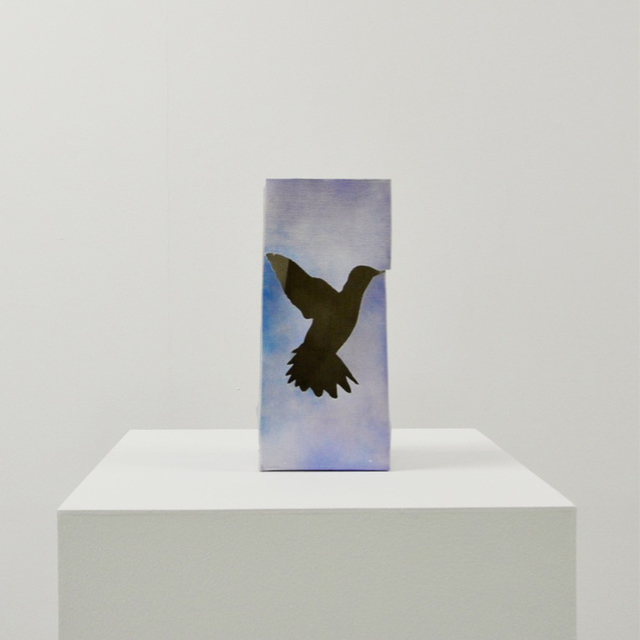 , 'hammingbird,' 2015, Aoyama   Meguro