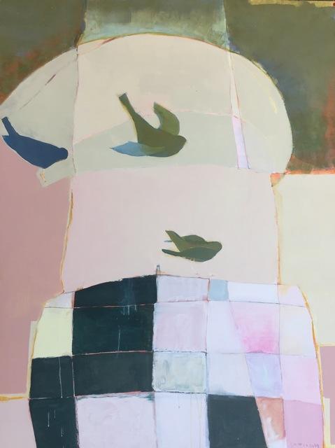 "Sara Matson Westover, '""My Kids Room""', 2017, M.A. Doran Gallery"