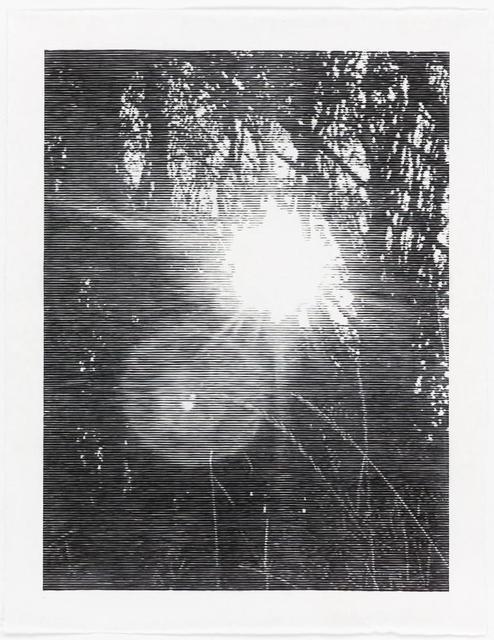, 'Nordlicht - 5.59pm,' 2018, Alan Cristea Gallery
