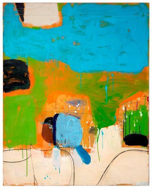 Gary Komarin, 'Suite of Blue, Salina', ca. 2017, Bill Lowe Gallery