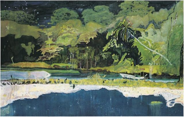 Peter Doig, 'Grande Riviere', 2001-2002, Louisiana Museum of Modern Art