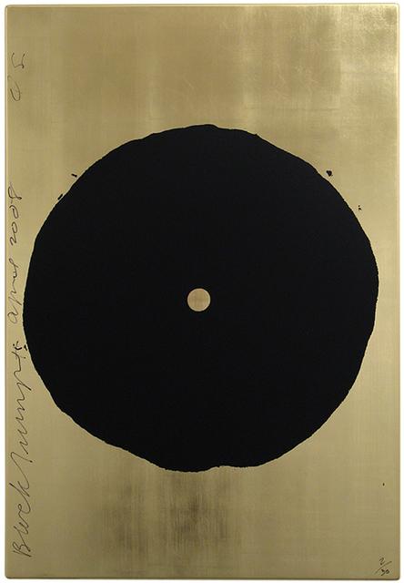 , 'Black Trumpet April 2008,' 2008, Mary Ryan Gallery, Inc