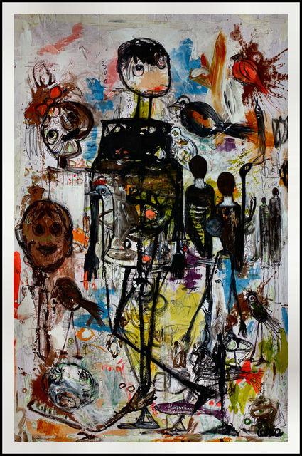 , 'Junture Between Worlds,' 2017, Iarca Gallery