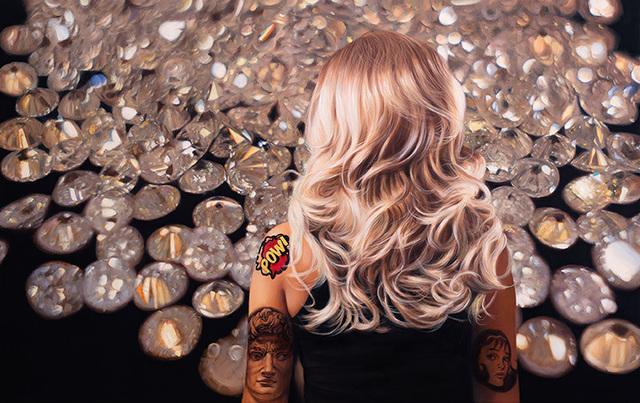 , 'POW!,' , Melissa Morgan Fine Art