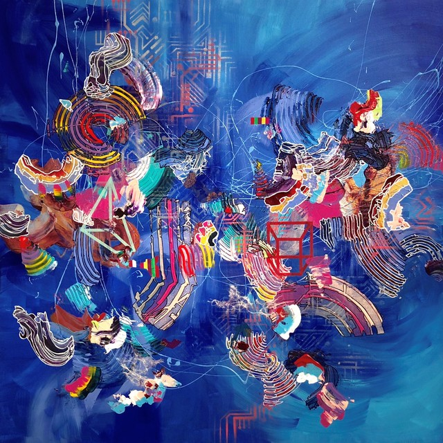 , 'Living Manifold #1,' 2018, Ro2 Art