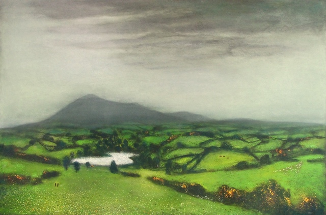 , 'The Expedition to the Burren Lough (Min & I),' 2016, John Martin Gallery