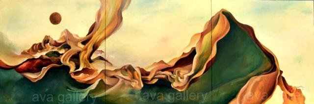 , 'Magic Moon (Twilight),' 2004, AVA Gallery