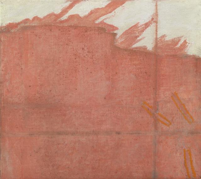 , 'Pink Edge,' 1973, Osborne Samuel