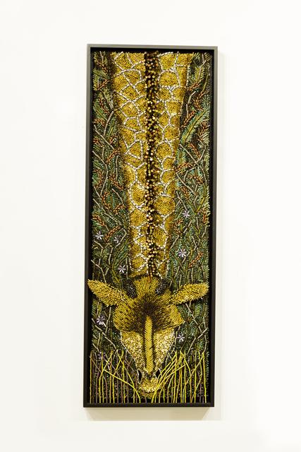 , 'Giraffe Stretching,' 2016, Cavalier Ebanks Galleries