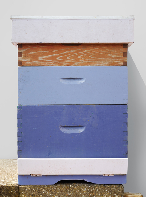 , 'Beehives (Lilac & Wood),' 2017, The Ravestijn Gallery