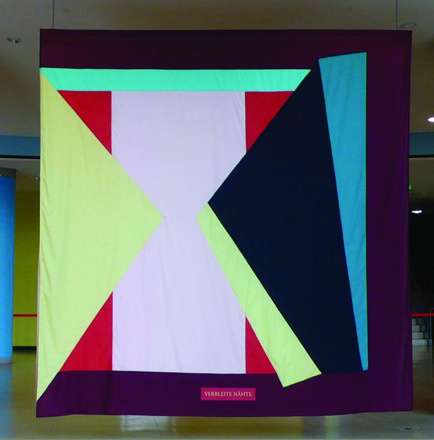 , 'Leaded seams (Verbleite Nähte),' 2010, Henrique Faria Fine Art